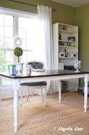 Dining Room Desk Use A Table As A Desk Favorite Spaces Pinterest Desks