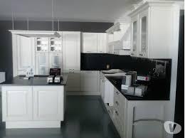 cuisine blanc cérusé cuisine en bois massif cérusé blanc cassé pontault combault