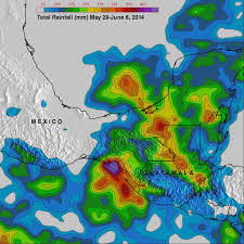 Rainfall Map Usa Heavy Rainfall For Mexico U0026 Central America Precipitation