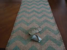 burlap table runners wholesale furniture wonderful turquoise table runners chevron burlap runner