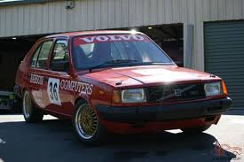 volvo race car car genuine group a volvo 360 glt in qld