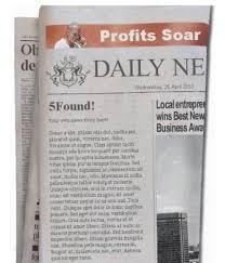 Newspaper Meme Generator - 5 online newspaper generators to create fake newspaper 5found