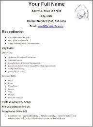 How To Write Nanny On A Resume Create Your Resume Haadyaooverbayresort Com