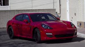 Porsche Panamera Red - 2013 porsche panamera s hybrid review notes autoweek