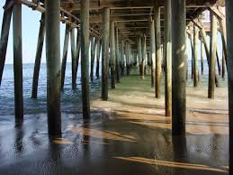 the pier at old orchard beach outside air