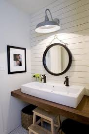 Wood Bathroom Ideas Rustic Farmhouse Bathroom Ideas Hative