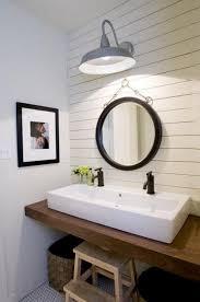 Reclaimed Wood Bathroom Rustic Farmhouse Bathroom Ideas Hative