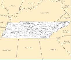 Illinois Map Of Cities by Tennessee Map Blank Political Tennessee Map With Cities