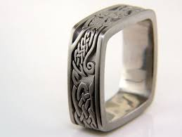 celtic rings celtic rings not just for celts green lake jewelry works