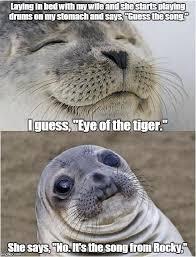 Awkward Seal Meme - awkward moment seal memes imgflip