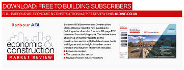 market review infrastructure steps up features building