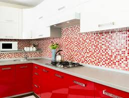 Red Kitchen Pics - kitchen decor photos