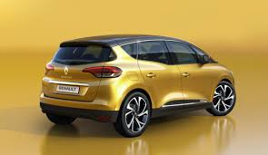 renault scenic 2017 interior 2017 renault scenic funky french mpv not bound for australia