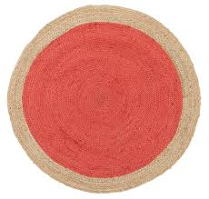 Red Round Rug Red Rugs Free Shipping Australia Wide Miss Amara