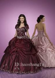 wedding dress maroon dresses backless picture more detailed picture about dress