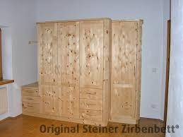 Schlafzimmerschrank Einbau Schrank Archive Seite 3 Von 3 Zirbenbetten Aus Alpenzirbe