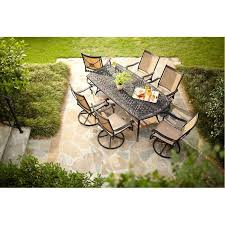 Oval Wrought Iron Patio Table Backyard Tables And Chairs Wrought Iron Patio Furniture Oval Table
