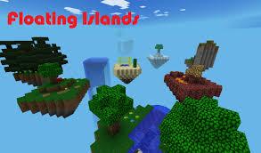 Mpce Maps Minecraft Pe Floating Islands Mcpe Maps Minecraft Pocket