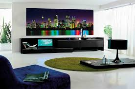 brilliant apartment living room wall decorating ideas decoration a
