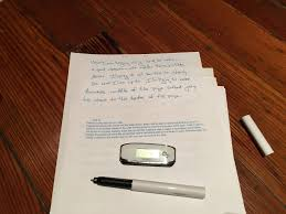 pen writing on paper how to keep the pen mighty in the digital age irisnote air 3 receiver clips to the top of your blank page captures your irisnote pen strokes and then with text recognition software converts the