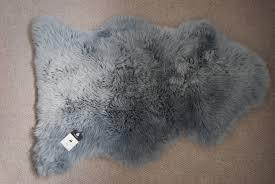 Cheap Sheepskin Rugs Grey Sheepskin Rug As Cheap Area Rugs Simple Large Rugs Wuqiang Co