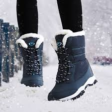 womens boots for winter 2017 boots 2017 winter shoes non slip waterproof ankle boots