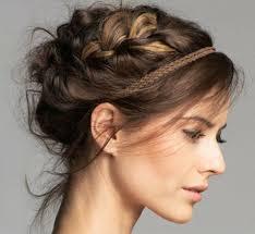 chignon tressã mariage 220 best cheveux manucure images on hair
