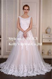 two color wedding dress ivory tulle and lace and chagne color two color wedding dress