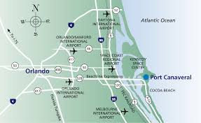 port canaveral map our locations shipping services