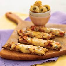 pizza sticks recipe myrecipes