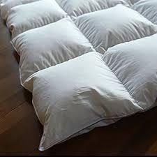 How Do You Clean A Feather Duvet Amazon Com Luxurious Goose Down Feather Comforter Duvet Quilt