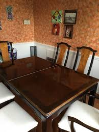 broyhill ming dynasty dining room set in conover letgo