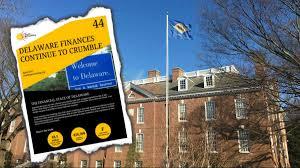Deleware Flag U S Small Business Czar Makes Stop In Delaware Politics