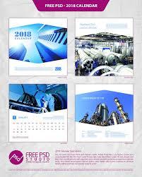 2018 calendar psd 2018 calendar template free template calendar