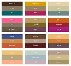 color combination finder custom printed color combinations for fall weddings color