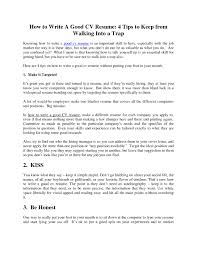 how to write a cv or resume tips to write a resume resume writing template interesting