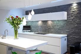 a fresh look at stacked stone backsplashes with d u0026b tile