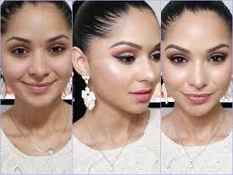 easy daytime smokey eye makeup tutorial youtube