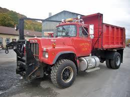 mack dump truck 1992 mack rd690p single axle dump truck for sale by arthur trovei