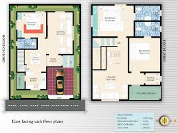 east facing duplex house floor plans cool 2 bedroom south facing duplex house floor plans contemporary