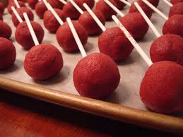 georgia and ivy red velvet cake pops