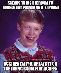 Hot Women Memes - bad luck brian meme imgflip