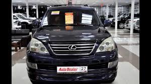 lexus gx dallas 2003 lexus gx470 in khabarovsk russia autodealerplaza com youtube