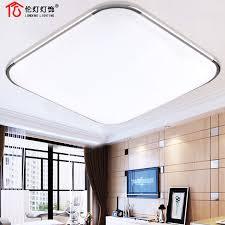 Energy Efficient Kitchen Lighting Ultra Thin Energy Saving Led Panel Light Exquisite Decoration Are