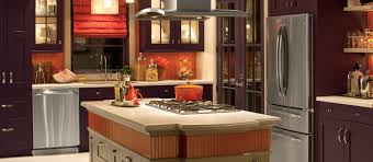 Modern Luxury Kitchen With Granite Countertop Contemporary Cream Color Of Furniture Of Island And Cabinetry Also