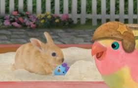 Backyardigans Worm Image 3rd U0026 Bird Rabbit Png 3rd U0026 Bird Wiki Fandom Powered