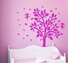 online get cheap fairy wall decal aliexpress com alibaba group fairy wall decals butterfly vinyl tree sticker branch window children nursery bedroom home decor interior art murals stencils