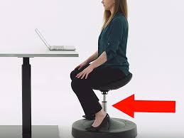 Desk Chair Workout Sittight Chair Gives You A Workout As You Balance While Sat Down