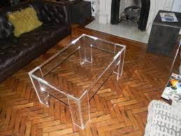 modern small acrylic coffee table ideas home design by john