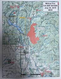 Fires In California Map 2015 07 30 13 41 05 195 Cdt Jpeg